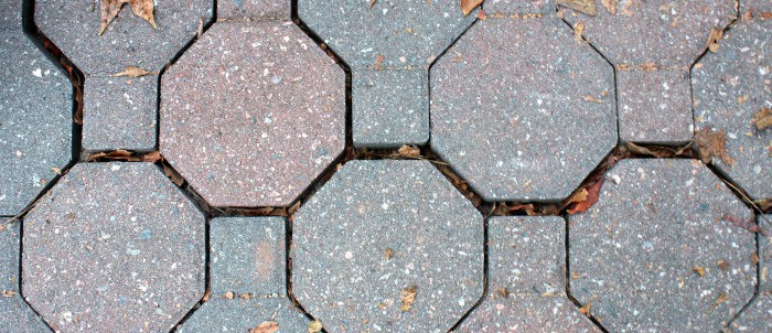 How To Repair A Paver Patio